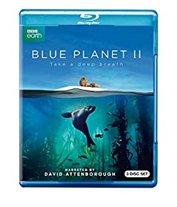 Blue Planet II (BD) [Blu-ray] from BBC