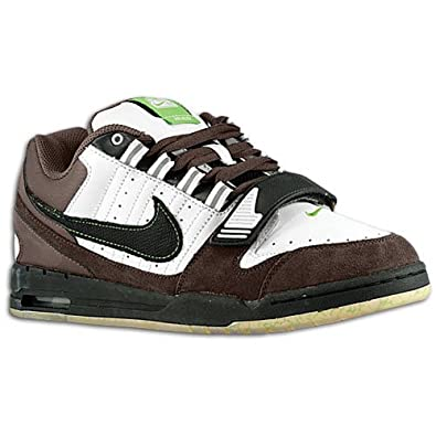 nouvelle arrivee f52c4 f81b8 Amazon.com   Nike 6.0 Air Heist - Men's ( sz. 07.5, White ...