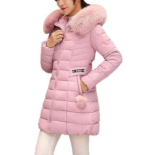 TrailStandards Womens Long Parka Winter Heated Coat - Black, ...