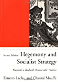 img - for Hegemony and Socialist Strategy: Towards a Radical Democratic Politics book / textbook / text book