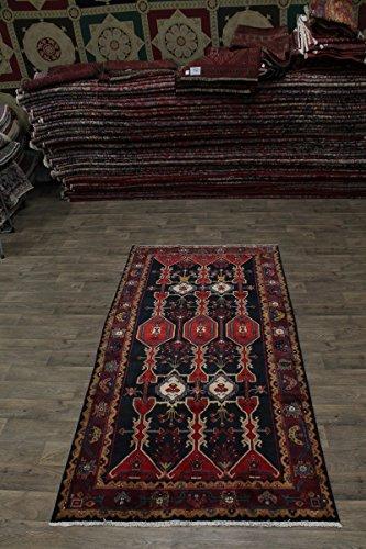 Admin Rugs Excellent Handmade Tribal Nahavand Persian Style Wool Rug Oriental Area Carpet 5X10
