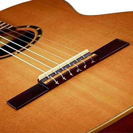 Ortega M58CS - Guitarra clásica (picea, tamaño 4/4), color natural ...