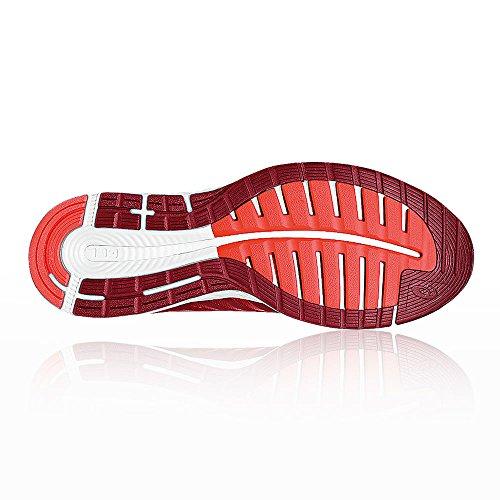 Damen Red Asics Asics Damen Fuzex Asics Fuzex Fuzex Damen Laufschuhe Red Laufschuhe q8BqAO