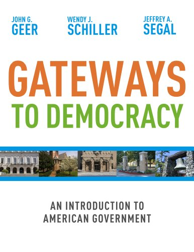 Bundle: Gateways to Democracy: An Introduction to American Government + Latino-American Politics Supplement