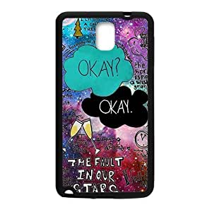 Creative design Okay Cell Phone Case for Samsung Galaxy Note3