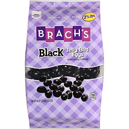 Black Jelly Bean Eggs -