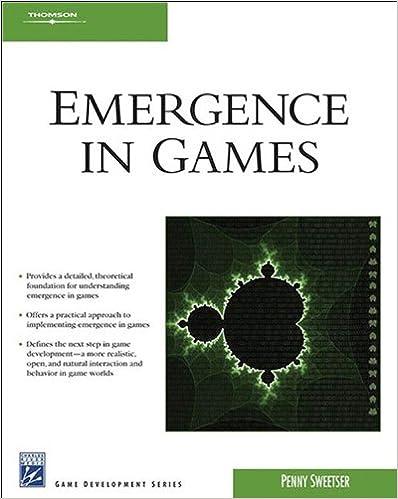 Emergence in Games (Charles River Media Game Development) 1