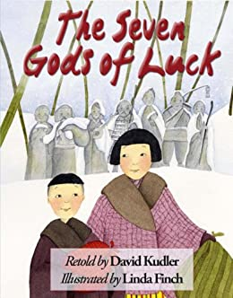 The Seven Gods of Luck (Winter Tales Book 1)