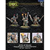 Hordes: Trollbloods - Sons of Bragg Character Unit