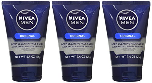 Buy men's exfoliating face wash