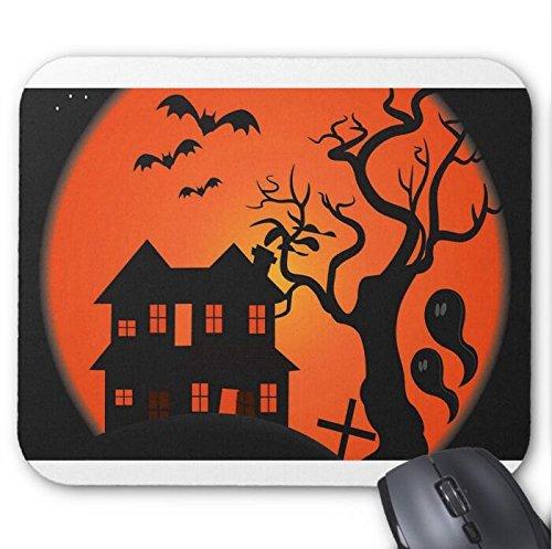Halloween Scary Scene Mouse -