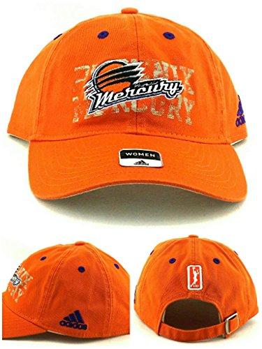 adidas Phoenix Mercury Ladies Women PHX Suns New Orange White Purple Era Hat - Phx Hat Suns