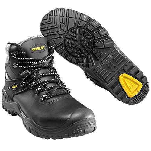 Mascot F0074-902-0907-1147 Elbrus Chaussures de sécurité Taille W11/47 Noir