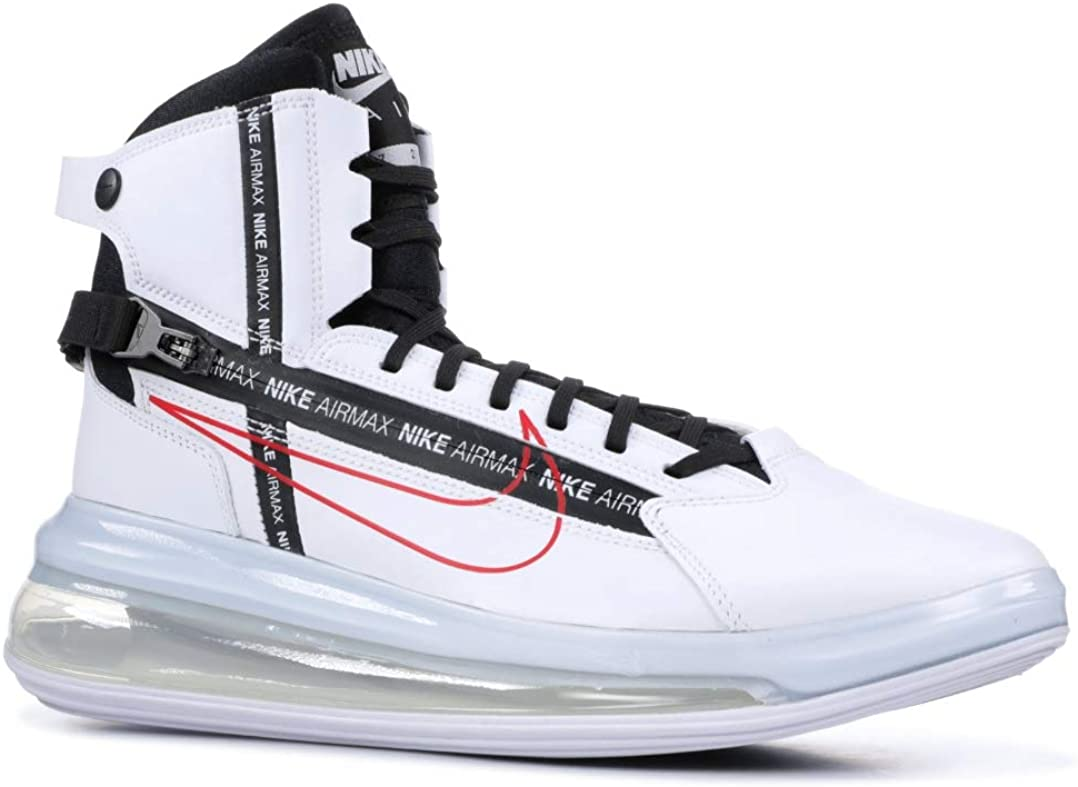 Amazon Com Nike Air Max 720 Satrn Mens Ao2110 100 Size 10 5 Fashion Sneakers