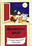 img - for Hootenanny Night book / textbook / text book