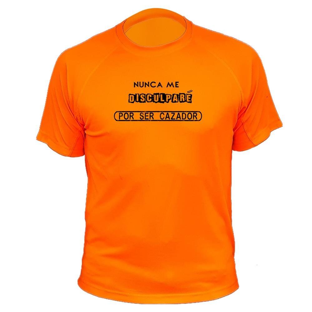 Camiseta de caza, Nunca me desculparé por ser cazador - Regalos para cazadores AtooDog