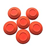 Smarty 10/Pack CLAY SPIKE Standard Clay Pigeon Shooting Target with a Hand Thrower