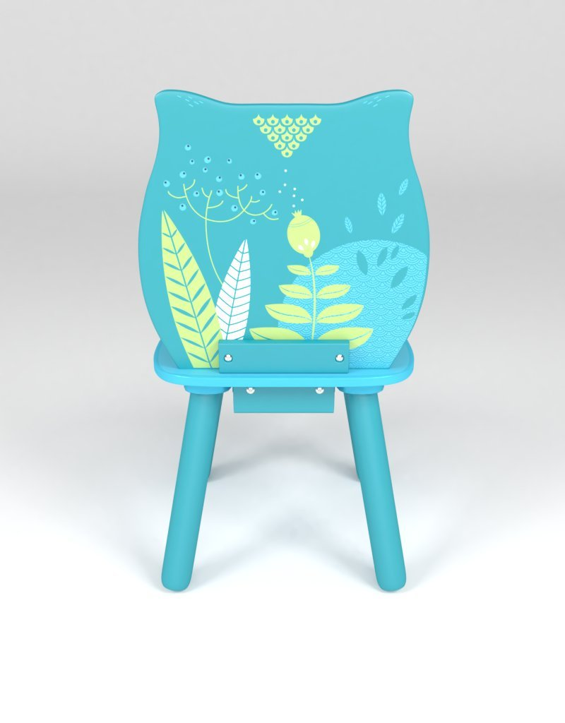 Ulysses 9023 Wooden Chair