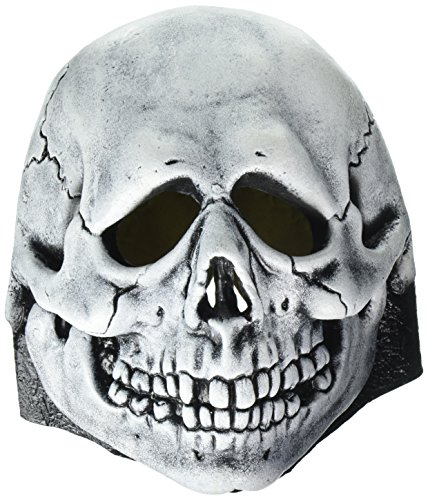 - Trick or Treat Studios Men's Halloween III-Skull Mask, Multi, One Size