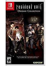 Capcom HAC-P-AQ76B Resident Evil Origins Collection, Nintendo Switch