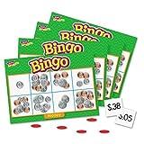 Trend T6071 Young Learner Bingo Game, Money