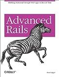 Advanced Rails, Ediger, Brad, 0596510322