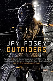 Outriders by [Posey, Jay]