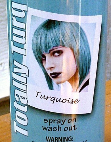 aqua hair color - 6