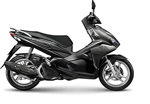 Price comparison product image thaiFH.com New Honda Air Blade 125cc Sports 2016 Grey Black Motorcycle Scooter for Sale