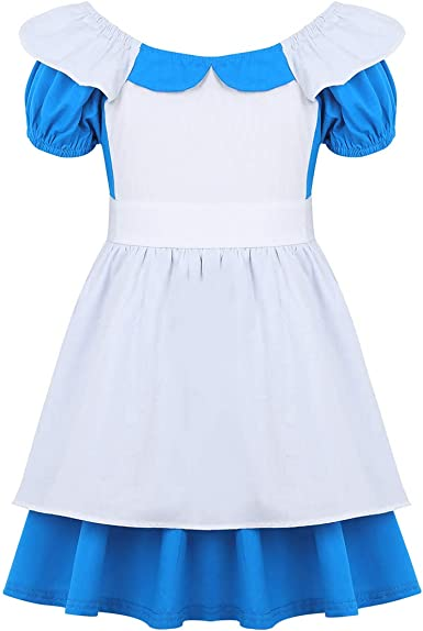 Freebily Bebé Niñas Disfraz Vestido de Princesa Fiesta Bautizo ...