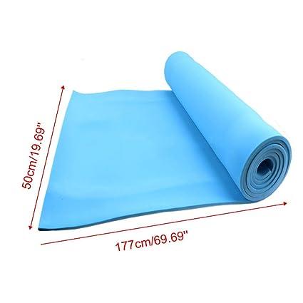 Amazon.com : 17750 Foam Yoga Mat Dampproof Sleeping Soft and ...