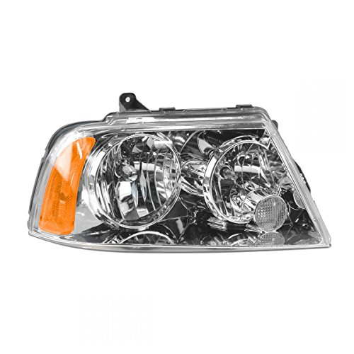 Headlight Headlamp Passenger Side Right RH for 03-06 Lincoln Navigator