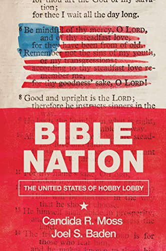 bible nation the united states of hobby lobby by moss candida r - Hobby Lobby After Christmas Sale