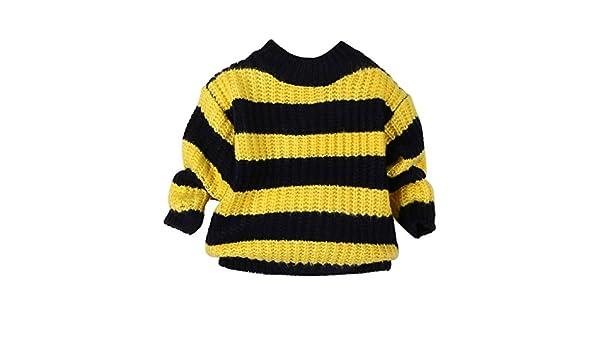 Ropa de bebé ❀ ❀ jyjm kleinkind Sudadera Jersey para bebé niña para niños Crochet Blusa Tops Ropa, Amarillo: Amazon.es: Bricolaje y herramientas