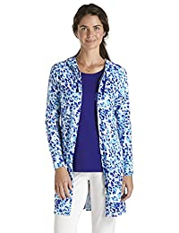 Coolibar UPF 50+ Women's Resort Cover Up - Sun Protective