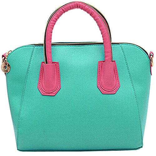 brooke-celine-designers-hand-bag-tote-lady-style-large-volume-blue-color