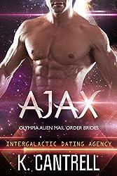 Ajax (Olympia Alien Mail Order Brides Book 3)