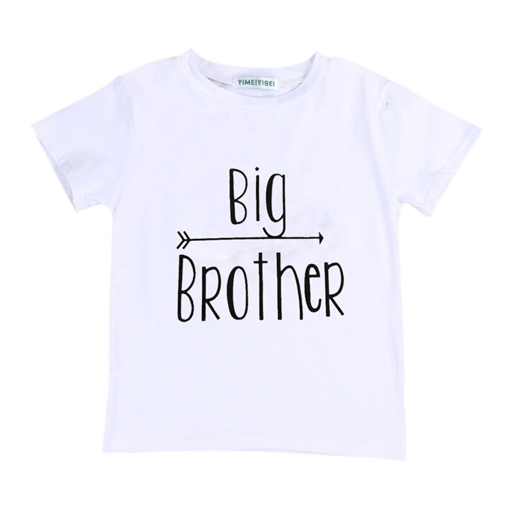 ー品販売  Timall SHIRT ベビーボーイズ B0749BT2B2 Brother B0749BT2B2 Big Big Brother S, 北海部郡:91ea02b0 --- svecha37.ru