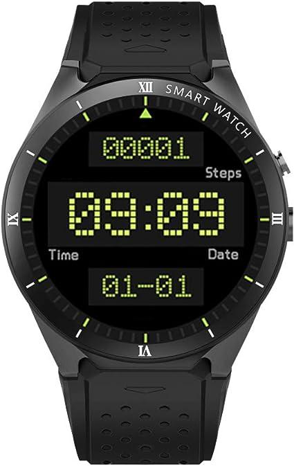 Amazon.com: CIGOO KINGWEAR KW88 Pro 3G Smartwatch Phone 1.39 ...