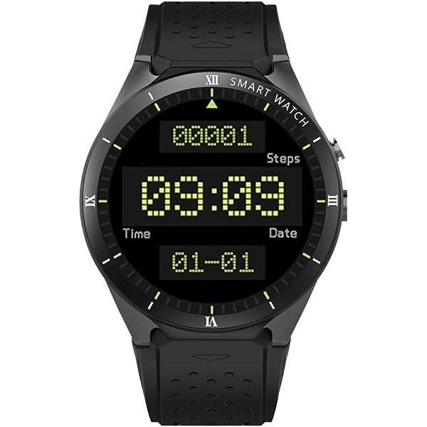 TOOGOO KW99 Android 5.1 Reloj Inteligente 3G MTK6580 8GB ...