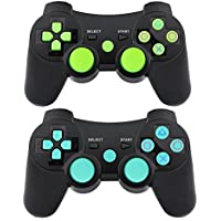 PS3 Controller Wireless Gamepad 6 Axis Dualshock 3 Game...