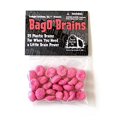 Zombies!!!: Bag O Brains Pink