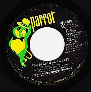 Engelbert Humperdinck Humperdinck Engelbert Too