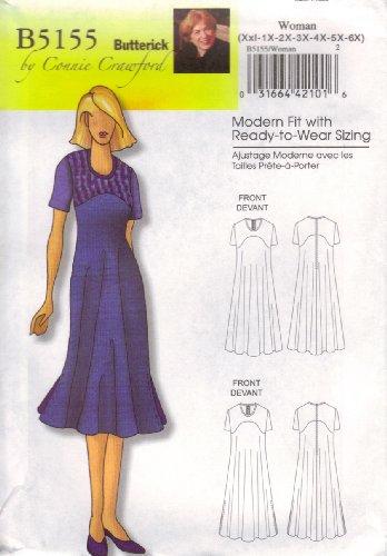 3x dress patterns - 8