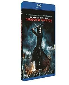 Abraham Lincoln: Cazador De Vampiros [Blu-ray]
