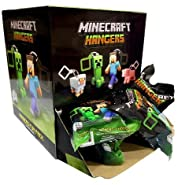Minecraft - Hangers Plastic Figure Sets