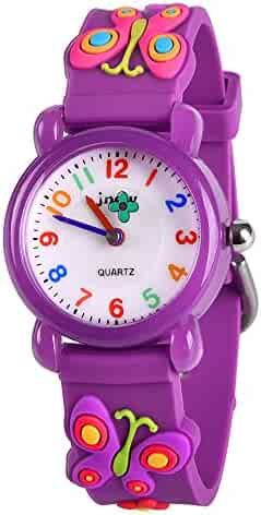 MICO Waterproof Watch for Kids, 3D Lovely Cartoon Design - Best Gifts
