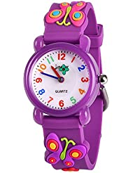 Christmas Gifts: MICO Waterproof Watch for Kids, 3D Lovely Cartoon Design - Best Gifts