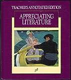 Appreciating Literature 9780026350723