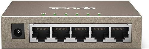 TENDA 5-Port Gigabit Ethernet Unmanaged Switch
